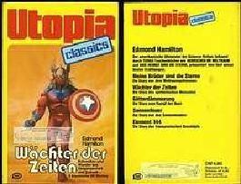 UTOPIA CLASSIS - Taschenbuch, Bd. 17, WÄCHTER DER ZEIT, 5 klassische SF Stories....