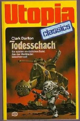 UTOPIA CLASSIS - Taschenbuch, Bd. 28, TODESSCHACH (Science Fiction)