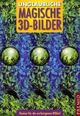 Unglaubliche magische 3D-Bilder