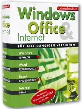 Universalhandbuch Windows Office & Internet. Für alle gängigen Versionen