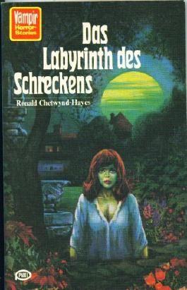 Vampir Horror-Roman Taschenbuch Bd. 54, Das Labyrinth des Schreckens