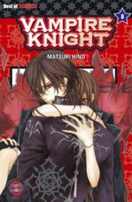 Vampire Knight, Band 8 von Matsuri Hino (Vampire Knight)