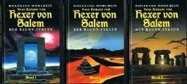 WOLFGANG HOHLBEIN - Der Hexer von Salem. DER DAGON-ZYKLUS. 1.-3. Band