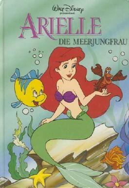 Walt Disney Arielle die Meerjungfrau