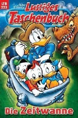 Walt Disneys Lustiges Taschenbuch LTB 223 Die Zeitwanne