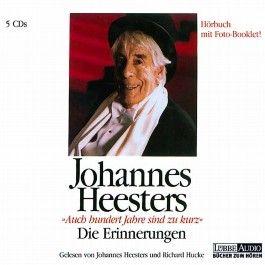 """""""Auch hundert Jahre sind zu kurz"""", 5 Audio-CDs"""