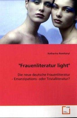 """""""Frauenliteratur light"""""""