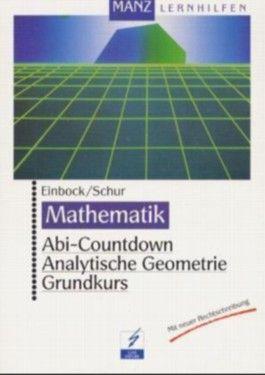 Abi-Countdown Analytische Geometrie Grundkurs