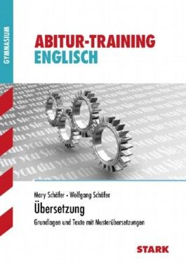Abitur-Training Englisch / Übersetzung
