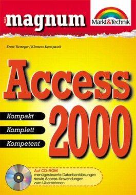 Access 2000, m. CD-ROM