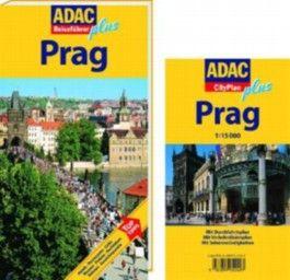 ADAC Reiseführer Plus Prag + Cityplan