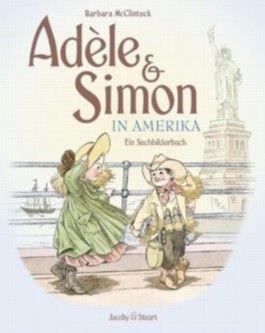 Adèle und Simon in Amerika