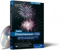 Adobe Dreamweaver CS3, m. DVD-ROM