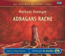 Adragars Rache, 3 Audio-CDs