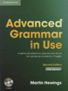 Advanced Grammar in Use / Edition with answers and CD-ROM Pack