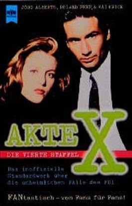 Akte X. Die vierte Staffel