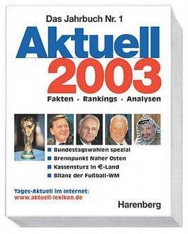 Aktuell 2003