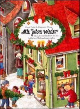Alle Jahre wieder, Miniatur-Bilderbuch