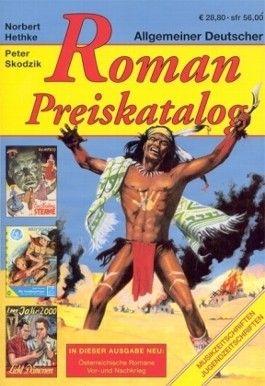 Allgemeiner Deutscher Roman Preiskatalog
