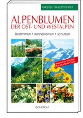 Alpenblumen der Ost- und Westalpen