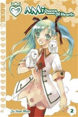 Ami Queen of Hearts. Bd.2
