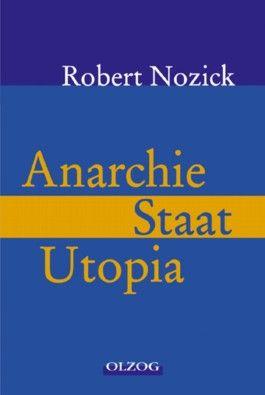 Anarchie, Staat, Utopia