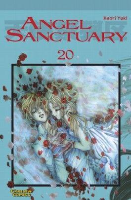 Angel Sanctuary 20