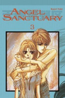 Angel Sanctuary, Band 3