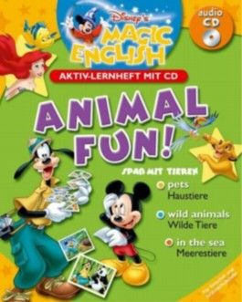 Animal Fun - Disney's Magic English