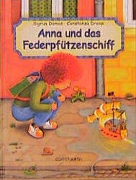 Anna und das Federpfützenschiff