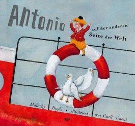 Antonio auf der anderen Seite der Welt