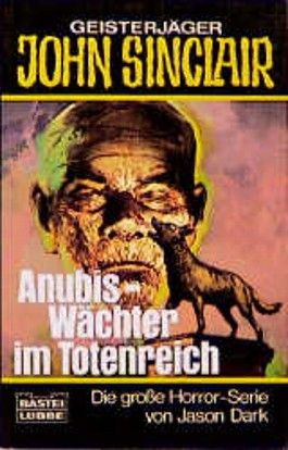 Anubis - Wächter im Totenreich