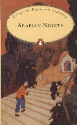 Arabian Nights. Arabische Nächte, englische Ausgabe