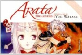 Arata: the Legend