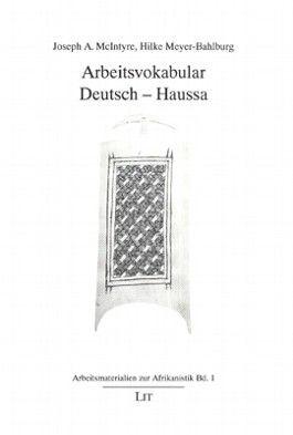 Arbeitsvokabular Deutsch-Haussa
