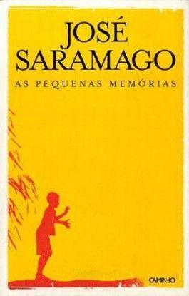 As Pequenas Memorias. Kleine Erinnerungen, portugiesische Ausgabe