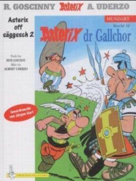 Asterix Mundart / Asterix dor kleene Held (Sächsisch II)