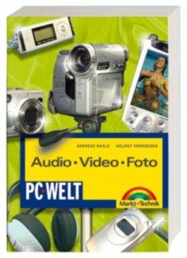 Audio, Video, Foto Kompendium, m. DVD-ROM