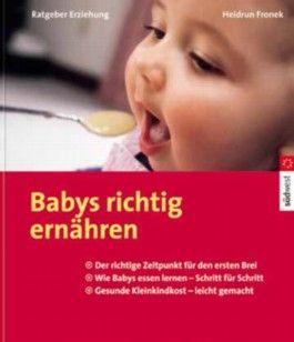 Babys richtig ernähren