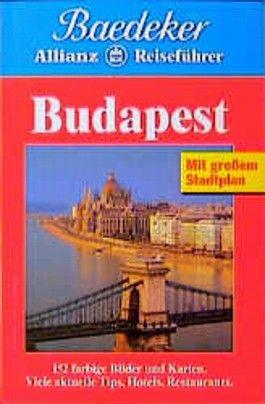 Baedeker Allianz Reiseführer, Budapest