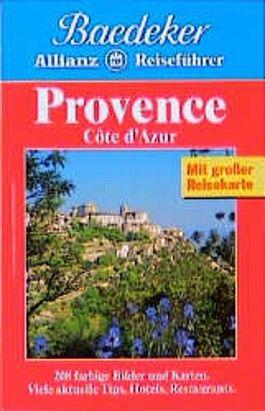 Baedeker Allianz Reiseführer, Provence, Cote d' Azur
