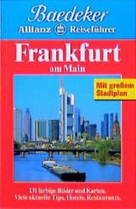Baedeker Allianz Reiseführer Frankfurt am Main