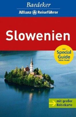Baedeker Allianz Reiseführer Slowenien