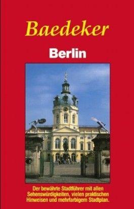 Baedeker Stadtführer Berlin