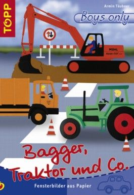 Bagger, Traktor und Co.