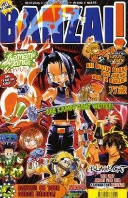 Banzai!. Bd.07/2005