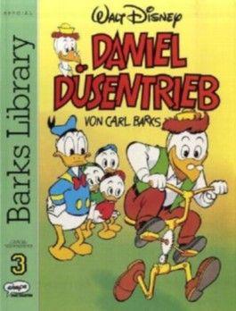 Barks Library Special / Barks Library Daniel Düsentrieb 03