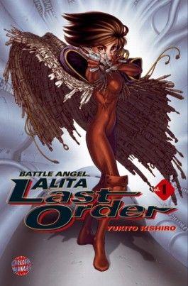 Battle Angel Alita Last Order / Battle Angel Alita - Last Order, Band 1