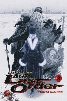 Battle Angel Alita Last Order / Battle Angel Alita - Last Order, Band 8