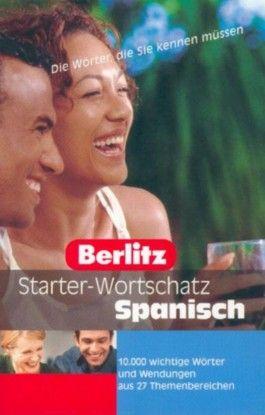 Berlitz Starter-Wortschatz Spanisch